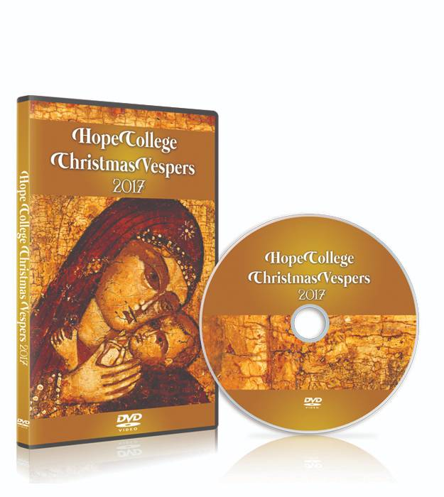 Hope College Vespers 2017 DVD or Blu-Ray
